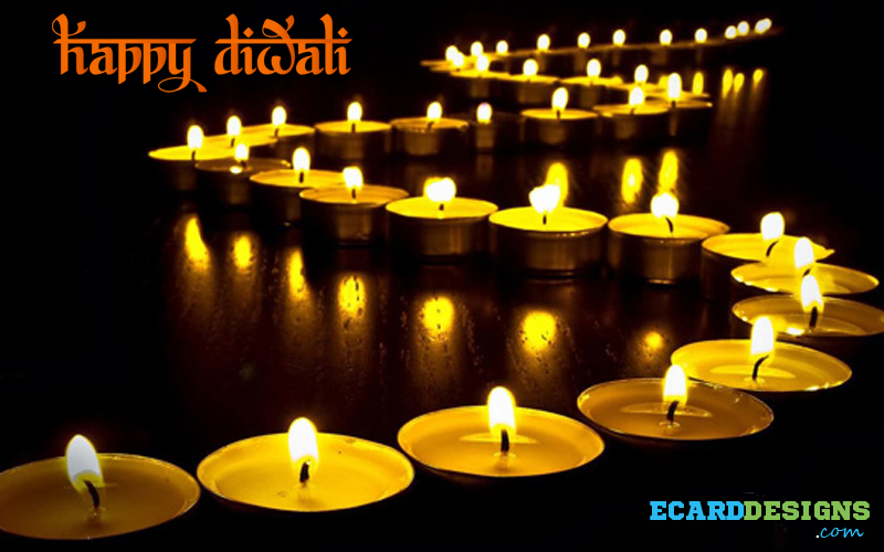 Diwali Wishes - Inspirational greeting card messages