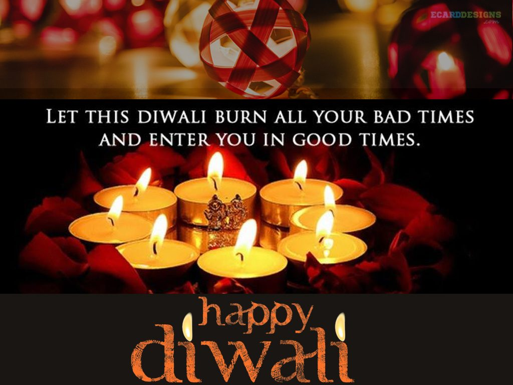 Diwali Wishes Inspirational Greeting Card Messages