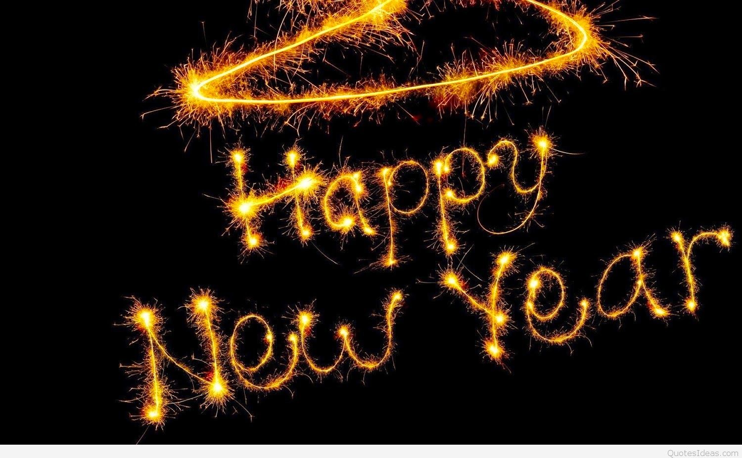 new year celebration on 1 january inspirational greeting card messages
