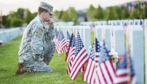 Memorial Day or Decoration Day